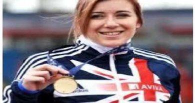 Giải vô địch Para-Athletics thế giới: Libby Clegg – một người mẹ, một vũ công trên băng