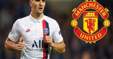 Manchester United chuẩn bị ký hợp đồng với Thomas Meunier