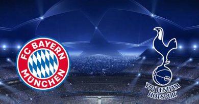 Bayern Munich vs Tottenham, 03h00 ngày 12/12/2019