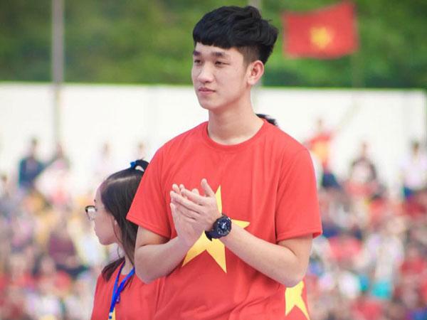 Trọng Đại là cầu thủ đẹp trai nhất Việt Nam