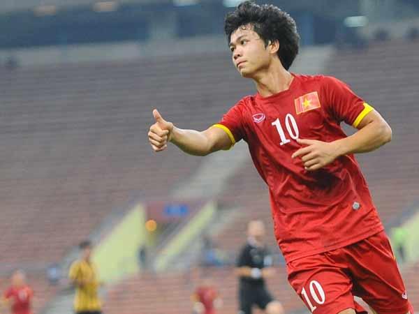 Công Phượng - cầu thủ Việt Nam được yêu quý nhất