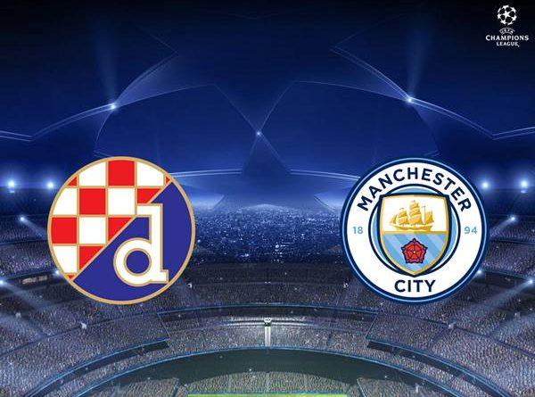 Dinamo Zagreb vs Man City, 00h55 ngày 12/12/2019