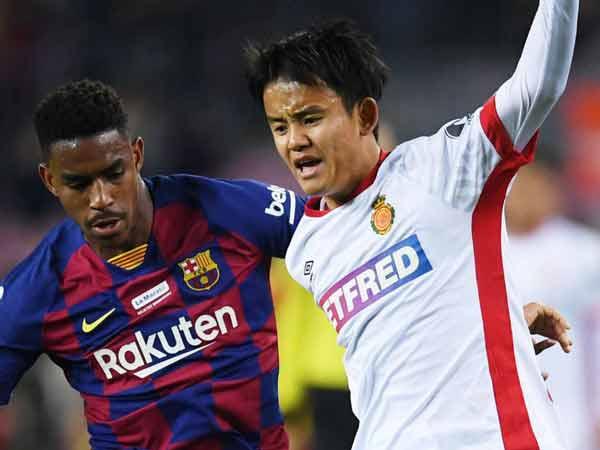 Takefusa Kubo - thần đồng bóng đá người Nhật Bản