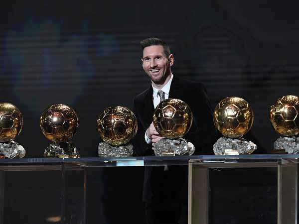 Messi là cầu thủ có thu nhập cao nhất thế giới