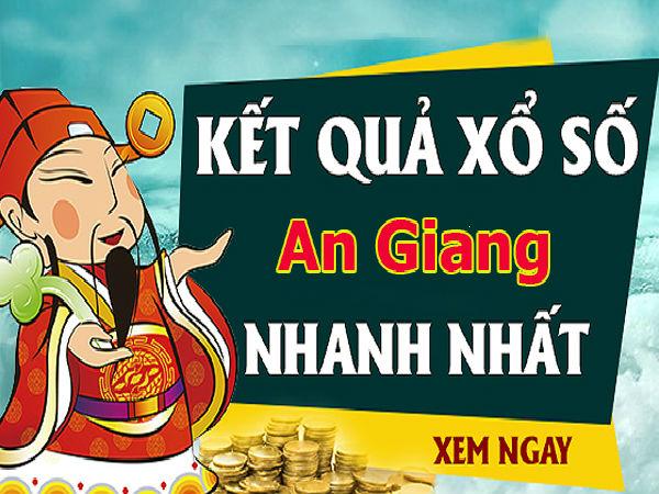 Soi cầu XS An Giang chính xác thứ 5 ngày 12/12/2019