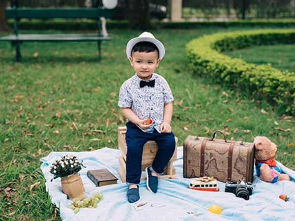 Bé trai tên Dương là sự kỳ vọng lớn lao của ba mẹ