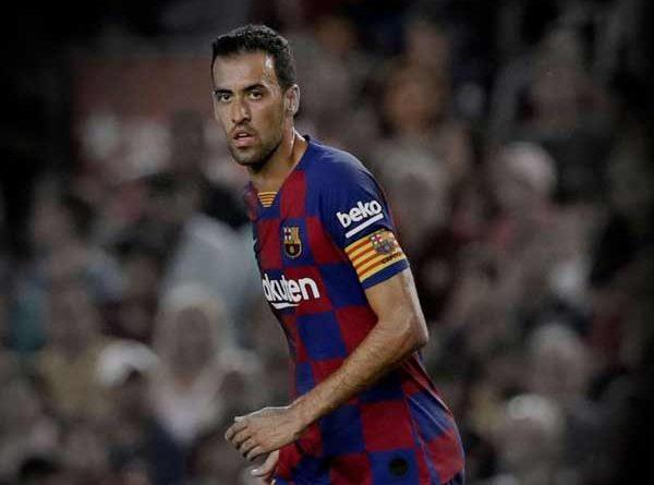 Sergio Busquets - tiền vệ đánh chặn đắt giá của bóng đá thế giới