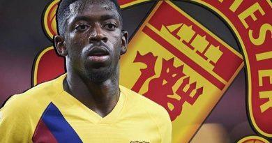 Dembele được khuyên đến MU thay vì Chelsea