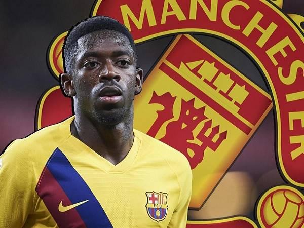 Tin bóng đá 3/1: Dembele được khuyên đến MU thay vì Chelsea