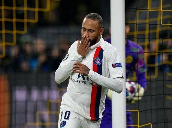 Neymar công khai chỉ trích PSG sau thất bại trước Dortmund