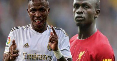 Real Madrid dùng Vinicius làm vật tế thần để đổi Mane