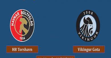 Nhận định kèo HB Torshavn vs Vikingur Gota, 23h00 ngày 28/05