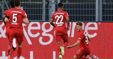 Siêu kinh điển Đức: Dàn sao Bayern bắn phá kỷ lục