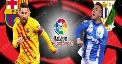 Nhận định Barcelona vs Leganes, 03h00 ngày 17/06