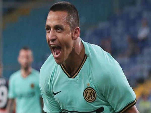 Alexis Sanchez liên tục tỏa sáng ở Inter Milan