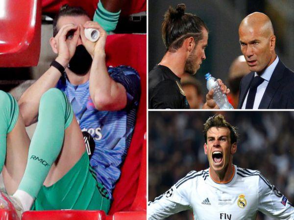 Liên tiếp làm trò hề, Bale sắp chia tay Real Madrid