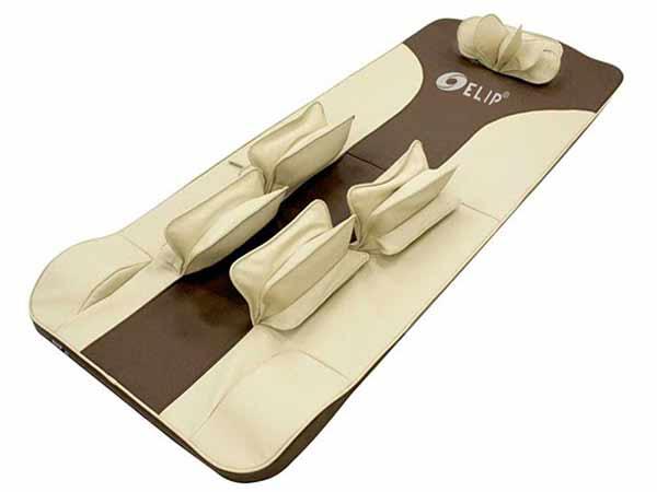 Nệm massage giảm đau lưng, cải thiện giấc ngủ