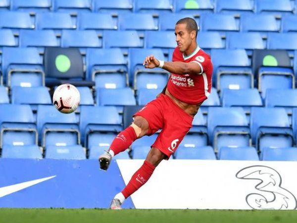 Tin bóng đá chiều 21/9: Thiago tỏa sáng trong ngày ra mắt Liverpool