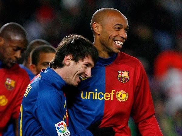 Tin bóng đá 15/10: Thierry Henry từng bị Pep đuổi khỏi sân vì... ghi bàn