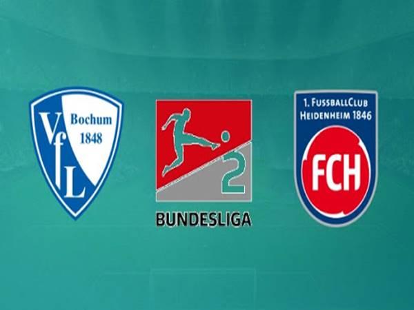 Nhận định Bochum vs Heidenheim, 00h30 ngày 19/12