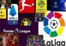 Điểm danh tất các giải bóng đá lớn trên thế giới hiện nay