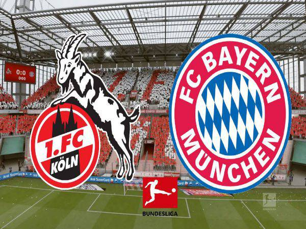 Nhận định tỷ lệ Bayern Munich vs FC Koln, 21h30 ngày 27/2 - VĐQG Đức