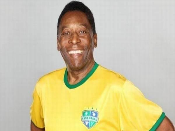 5 huyền thoại bóng đá Brazil xuất sắc nhất trong lịch sử