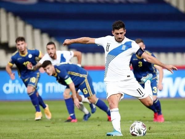 Nhận định kèo Tài Xỉu Hy Lạp vs Georgia (1h45 ngày 1/4)
