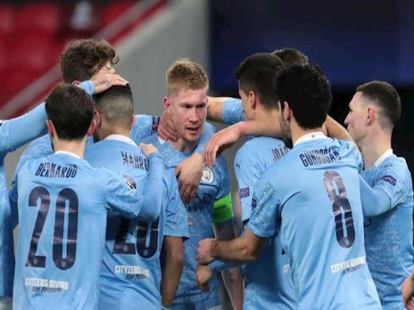 Tin bóng đá chiều 17/3: De Bruyne tỏa sáng Man City tiến vào Tứ kết C1