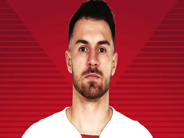 Tiểu sử Aaron Ramsey - Tiền vệ con thoi của CLB Juventus