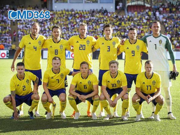 Danh sách dự kiến cầu thủ đội hình Thụy Điển giải Euro 2020 năm 2021