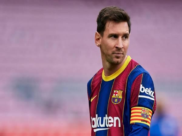 Lương của Messi gây chấn động làng bóng đá thế giới