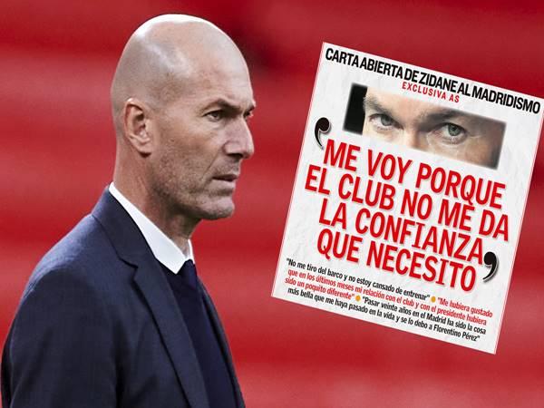 Tin bóng đá 31/5: HLV Zidane tiết lộ lý do rời Real Madrid
