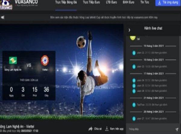 Top 3 địa chỉ website phát trực tiếp bóng đá uy tín 2021