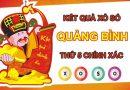 Phân tích XSQB 17/6/2021 chốt lô VIP Quảng Bình thứ 5