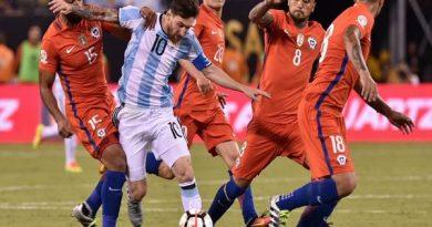 Dự đoán bóng đá Argentina vs Chile (7h00 ngày 4/6)