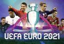 Lịch thi đấu bóng đá EURO 2021 hôm nay