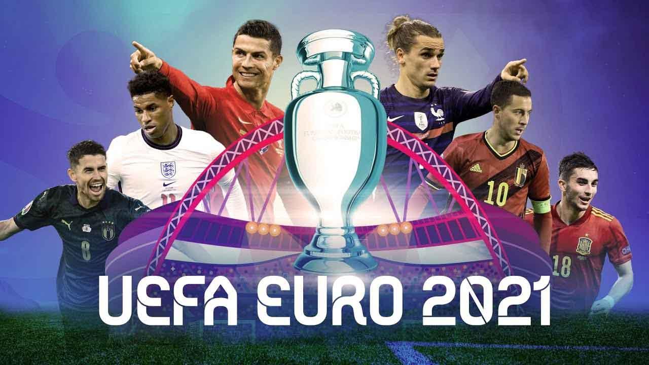 Các đội tham gia thi đấu Euro gồm những đội nào?