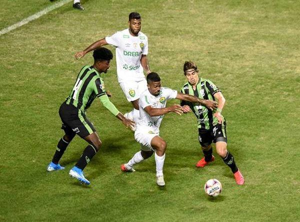 Dự đoán Chapecoense vs America Mineiro (6h00 ngày 17/8)