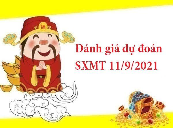 Đánh giá dự đoán SXMT 11/9/2021