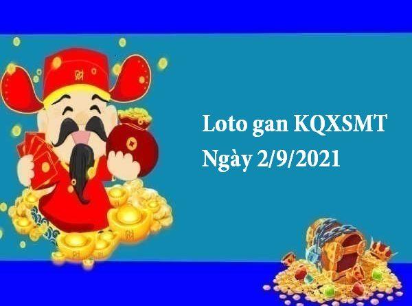 Loto gan KQXSMT 2/9/2021