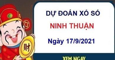Dự đoán XSNT ngày 17/9/2021 chốt số Ninh Thuận thứ 6