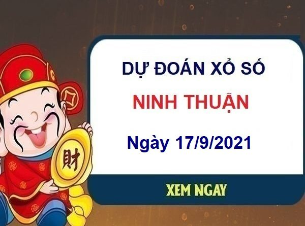 Dự đoán XSNT ngày 17/9/2021