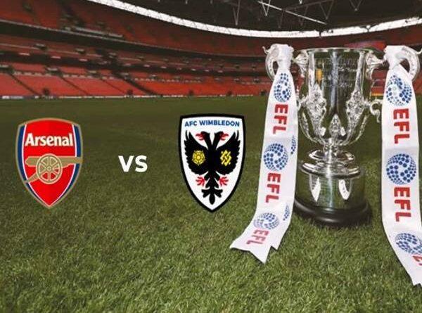 Nhận định Arsenal vs Wimbledon – 01h45 23/09, Cúp Liên đoàn Anh