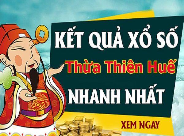 Soi cầu dự đoán xổ số Thừa Thiên Huế 13/9/2021 chính xác